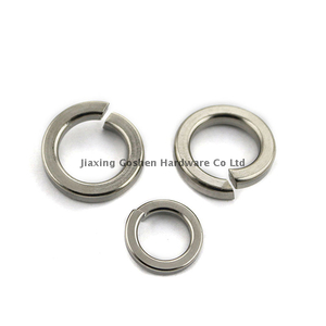M8 stainless steel wave wave spring lock washers