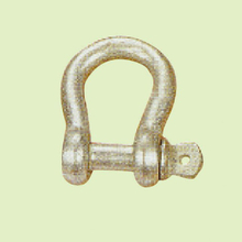 JIS TYPE LARGE BOW SHACKLE, S.S304/316