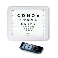 C901 China de calidad superior LED Vision Chart
