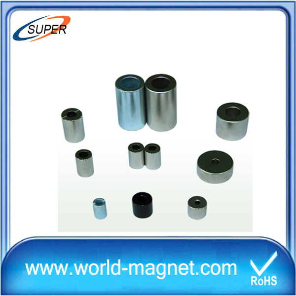 Newest Rare Earth Permanent NdFeB Cylinder Magnet