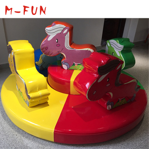 Merry go round theme party for kids