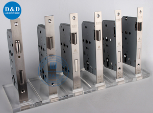Mortise Door Lock with CE certificate manufactured by dndhardware