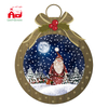 Indoor Decor Oversized Christmas Ball with New Scenes and Cute Bowknot for Children