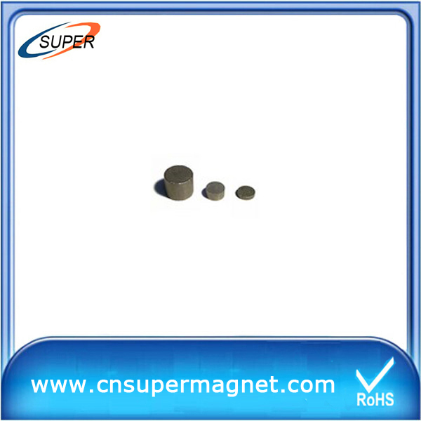 Wholesale D6*3mm Disc magnets SmCo