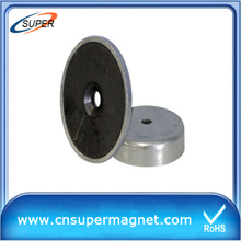 New Item Sintered Hard Ferrite disk Magnet