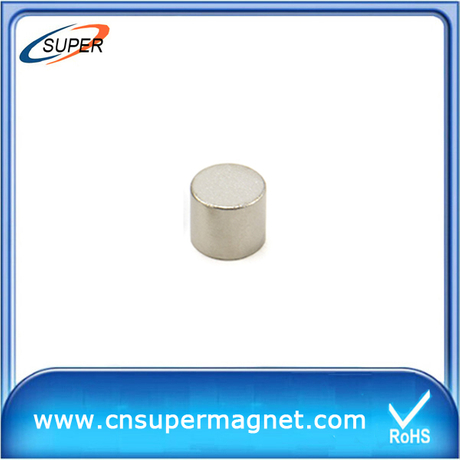 2015 Popular D6*6mm SmCo Permanent Magnet