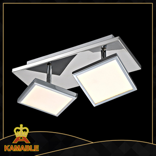 Lámpara decorativa de aluminio moderna del techo del LED (KAC1253-2)