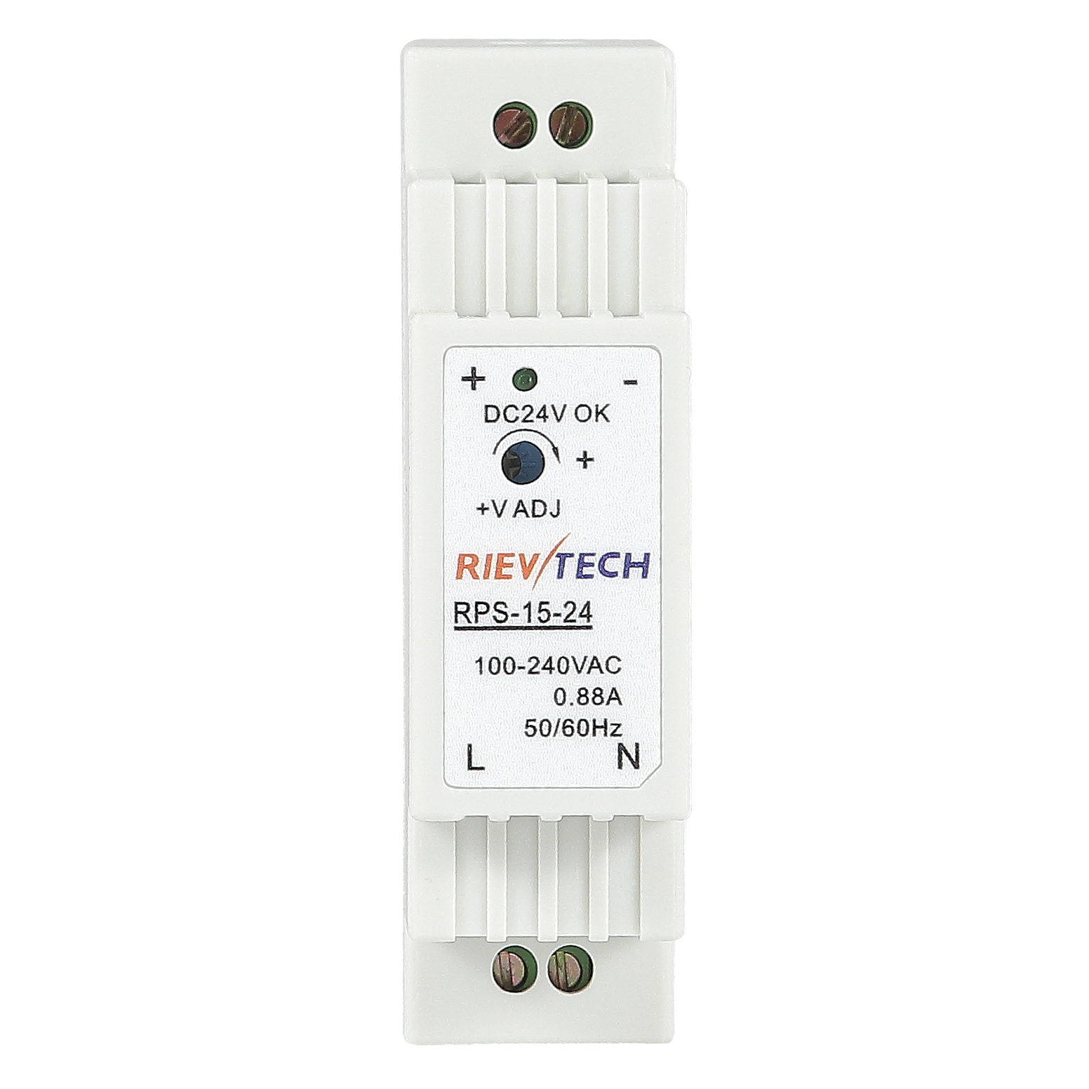 15W-DIN Rail switching power supply RPS-15 series