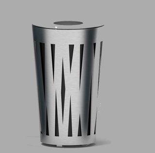 European style Outdoor waste can HW-522