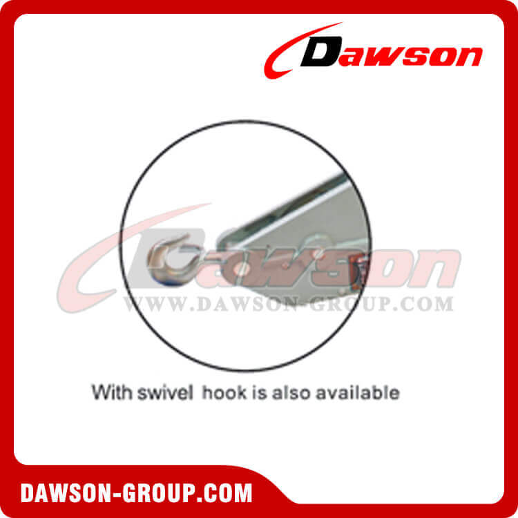 Wire Rope Pulling Hoist Aluminium Body, Wire Rope Cable Puller ...