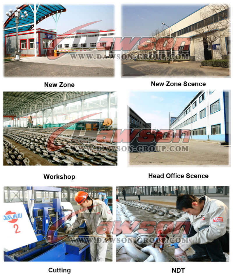 Anchor Chain Factory & Workshop - China Manufacturer Supplier