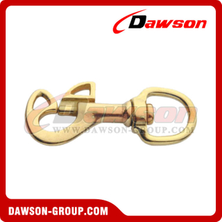4979B Bolt Snap Swivel Round Eye