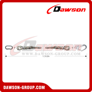 DS6107 Positioning Lanyards EN354