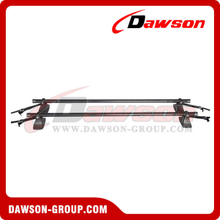 "48"" Black Universal Car Top Bar Carrier"