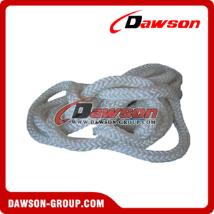 Polypropylene filament twelve strands rope