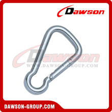 Stainless Steel Oblique Angle Snap Hook