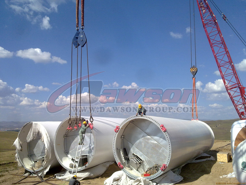 China Supplier polyester round slings application - Dawson Group