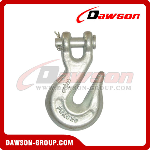 DS123 G70 and G43 Forged Clevis Grab Hook