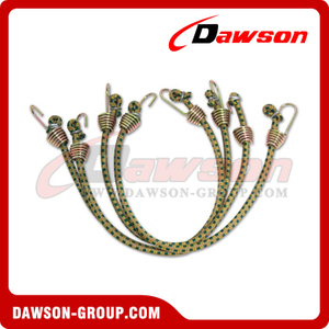 Bungee Cord With PVC Pipe and 2 Iron Hooks ES-0220