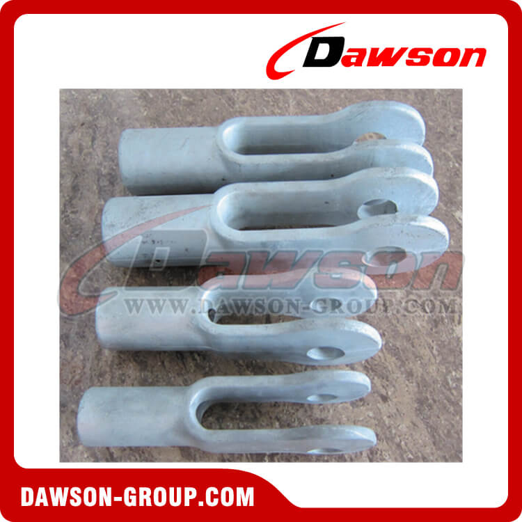 DS172 Forged U Type Wire Rope Socket - China Manufacturer, Supplier ...