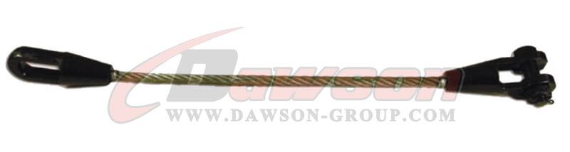 Closed Spelter Sockets High Tensile Steel for Wire Rope - Dawson Group Ltd. - China Factory