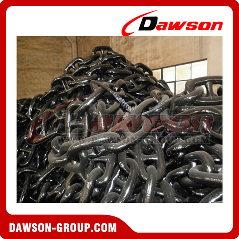62mm U2 Stud Link Anchor Chain for Oil Platform