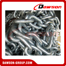 Studless Link Anchor Chain