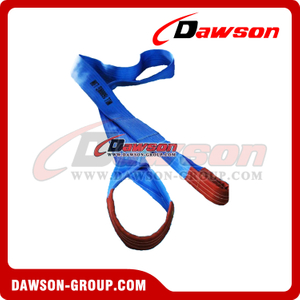 WLL 16 Ton Polyester Webbing Slings - Lifting Slings