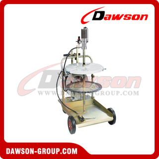 DSTC-371H Mobile Grease Lubricator Trolley