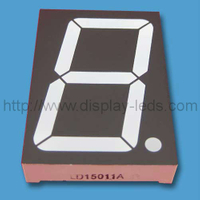 1.5 inch (38.1mm) 7 segment LED Display