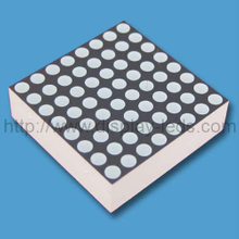 0.7 inch 8x8 LED Dot Matrix