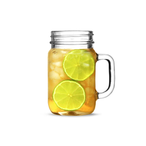 16oz Glass Mug