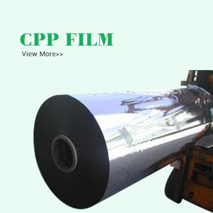 CPP Film, Metalize CPP Filmi
