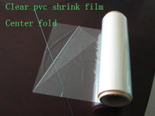 Film rétractable de PVC