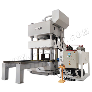 Hydraulic Press Machine with Exchange Table