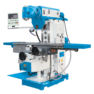 XL6436 52''x14'' Universal Milling Machine with Power Feed