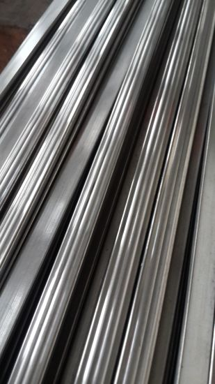 Stainless Steel Profiled Bar