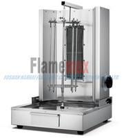 HGV-360 Gas BBQ Shawarma Machine