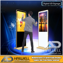 Android Touch LCD Display Digital Signage Network Advertising Kiosk