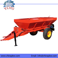 Limestone, Fertilizer and Organic Compound Distributor
