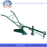 Animal ridger plough