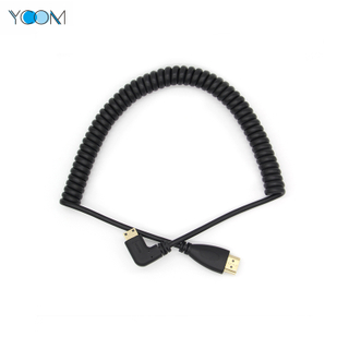 YCOM HDMI 4K Spring To HDMI Cable 1.4 V