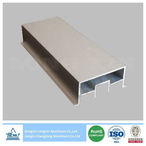 Natural Anodizing Aluminum Profile for Window Frame