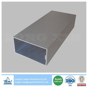 Powder Coated Aluminium Profile for Curtain Wall