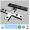 Connection Parts for Aluminium Profile of Ceiling