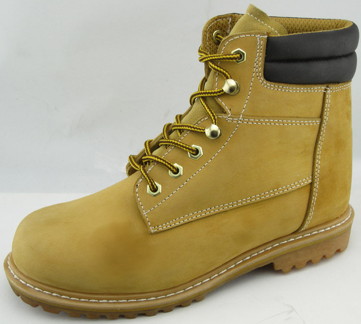 97041 Nubuck leather safety shoes