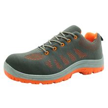 SP8082 new steel toe sport safety shoes for work