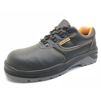 ENS001 steel toe anti-static european safety shoes