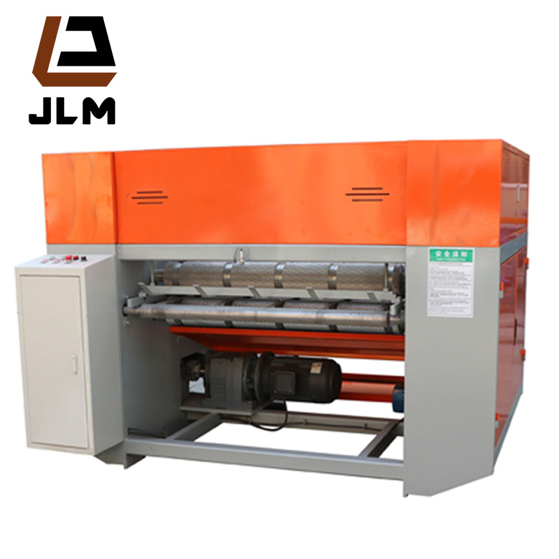 Newest Automatic plywood putty machine Auto unloading 200pcs/per hour