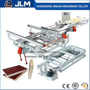China Factory Direct Shandong Jinlun Melamine Plywood Trimming Saw
